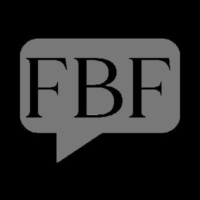 FBF logo grayscale